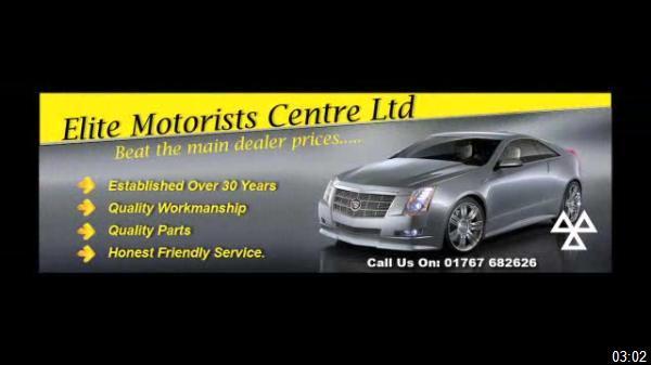 Elite motorist centre sandy ltd sandy garage services yell solutioingenieria Gallery