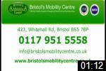 Video of Bristol's Mobility Centre