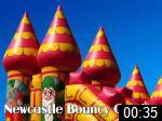 Video of Newcastle Bouncy Castles