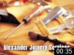 Video of Alexander Joinery Ltd