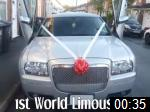 Video of www.1stworldlimos.com