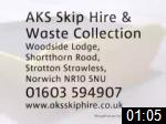 Video of Waste Away Skip Hire