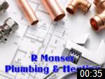 Video of R Manser Plumbing & Heating