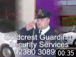 Video of Goldcrest Guarding Security Service