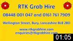 Video of RTK Grab & Skip Hire