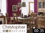 Video of CHRISTOPHER DESIGNS