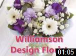 Video of Williamson Design Florist Ltd