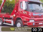 Video of T C Skip Hire Ltd