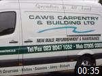 Video of Caws Carpentry & Building Ltd