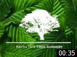 Video of Keith Tait Tree Surgery