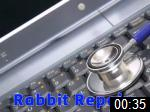 Video of Rabbit Repairs