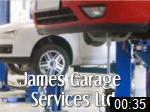 Video of JAMES GARAGE SERVICES