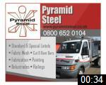 Video of Pyramid Steel