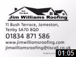 Video of Jim Williams Roofing
