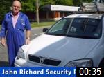 Video of John Richard Security Products