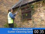 Video of Northumberland Gutter Cleaning