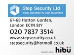 Video of Step Security Ltd
