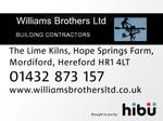 Video of Williams Brothers Ltd