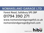 Video of NOMANSLAND GARAGE