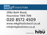 Video of MK Gill Solicitors London