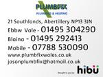 Video of Plumbfix Wales Plumbing & Heating Maintenance