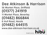 Video of Dee Atkinson & Harrison