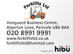 Video of Forklifts Ltd