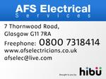 Video of AFS Electrical Services