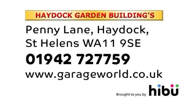 haydock garden buildings ltd st helens concrete garages yell - Garden Sheds Haydock
